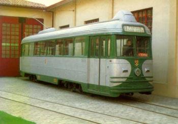 Los tranvías de ZGZ, el Heraldo y el PAR